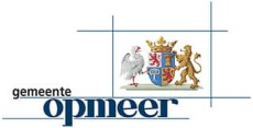 Logo gemeente Opmeer